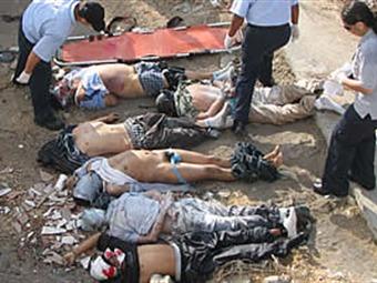 14 muertos en Acapulco
