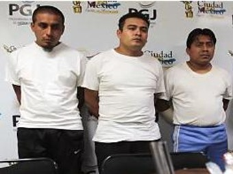 Caen tres secuestradores en Tlalpan, falta víctima