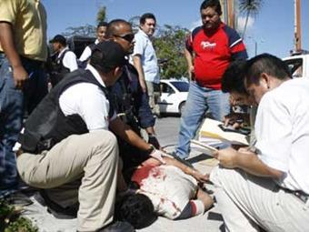 Balacera en Magdalena Contreras deja un muerto