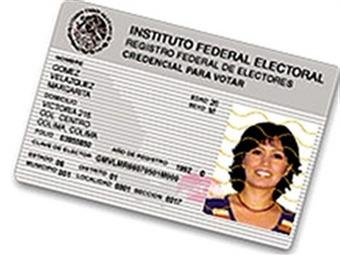 Simplificará IFE requisitos para reponer credencial de elector