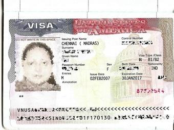 Aumenta costo de visas