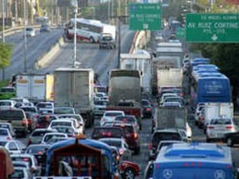 Detención de 'El Tori' causa bloqueos en Monterrey