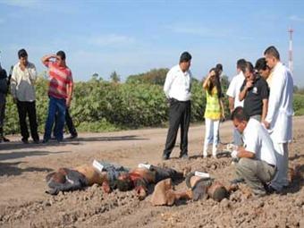 Matan a 6 en Acapulco