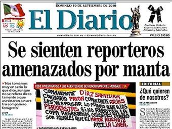 nacional diario ciudad juarez pide tregua narcotraficantes