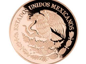 Presentan monedas conmemorativas Bicentenario y Centenario