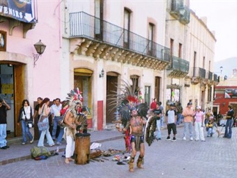 Transcurre el Octavo Día del Festival Cervantino
