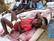 Presta la Marina atención médica a 908 pacientes graves en Haití