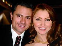 Revelan padrinos para Peña Nieto y Rivera