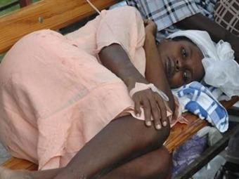 Se quedarán cascos azules en Haití
