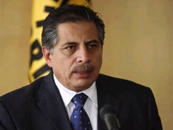 Nadie impondrá candidatos para Edomex: Ortega