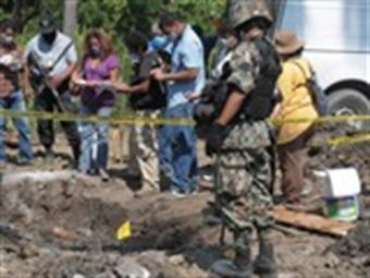 Solicitarán pensiones para familias de michoacanos 'levantados'