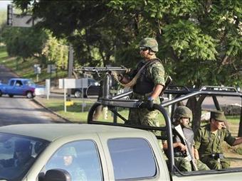Refuerza ASE seguridad en zona limítrofe con Michoacán