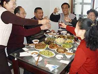 Listos restaurantes para ofrecer cenas de año nuevo