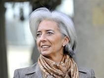 Lagarde advierte que ajustes pueden afectar la recuperación global