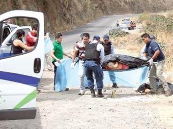 Matan a subdirector y agente de Policía en Nogales, Sonora
