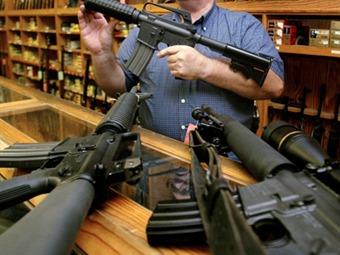 Venta de armas en EU rompe record en fin de año: FBI