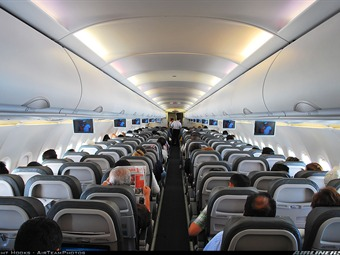 Airbus vende 44 aviones modelo A320 a Volaris