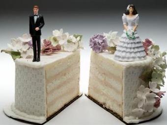 Revela INEGI incremento de divorcios en México