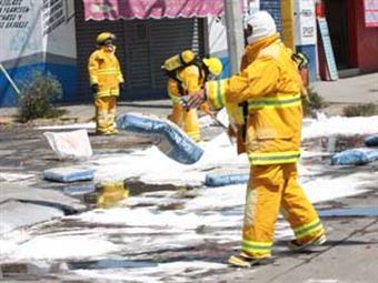Provoca derrame de amoniaco desalojo de más de 400 personas en Hermosillo