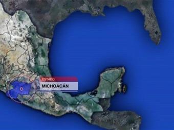 Emboscan a militares en Michoacán