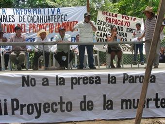 Ratifica Tribunal Federal fin al proyecto de la presa La Parota