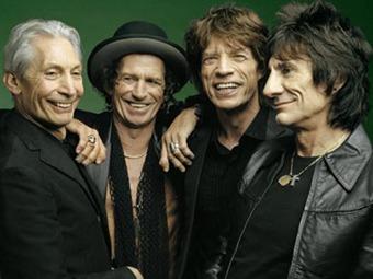 Celebran The Rolling Stones 50 años con exposición fotográfica y libro