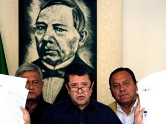 Presenta Movimiento Progresista contra campaña de EPN