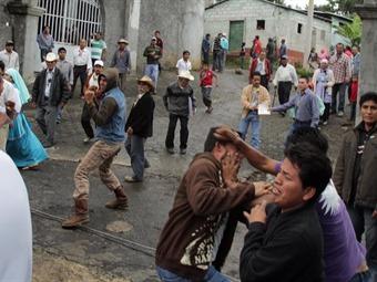 Nueva Jerusalén conflicto de poderes en Michoacán