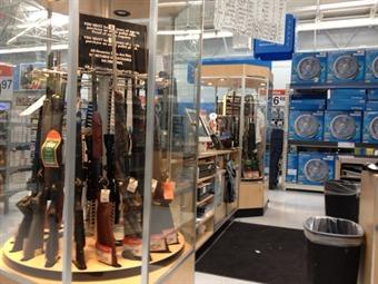 Facilidad para conseguir armas en EU