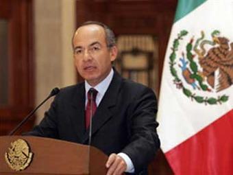 Lamenta Calderón ataque de federales a diplomáticos americanos