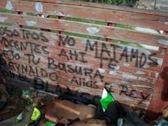 14 de los 16 ejecutados en Tierra Caliente son de Guerrero
