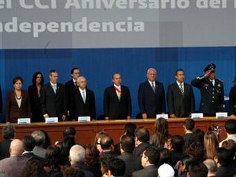 Llama Calderón a no anteponer intereses propios y a dejar atrás diferencias políticas