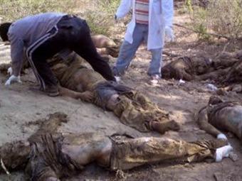 """Permanecen con el nombre de """"NN"""" más de 24 mil muertos enterrados en fosas comunes de México"""