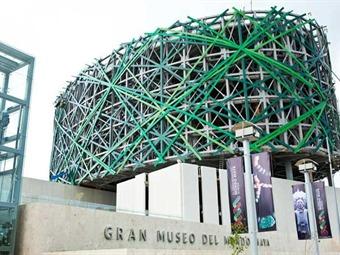 Inauguran en Mérida Yucatán Gran Museo del Mundo Maya