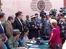 Arranca Almeida Programa de Desarme en Venustiano Carranza