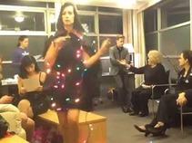 Baila  Silvia Pinal 'Harlem shake' en honor al teatro