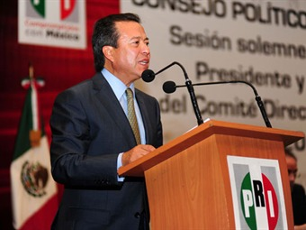 Pide PRI apoyo para candidatos de Baja California