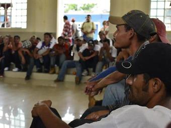 Pide Amnistía Internacional protección para albergue de migrantes en Tabasco