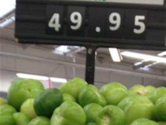 Se disparan precios de tomate y limón