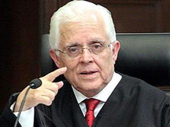 Apela magistrado Góngora Pimentel libertad de su ex pareja Ana María Orozco
