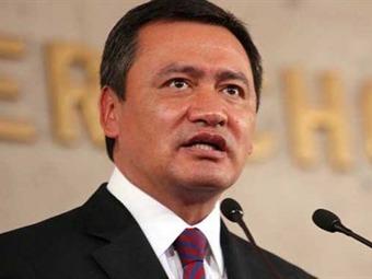 No retrocederemos contra la delincuencia en Michoacán: Osorio Chong