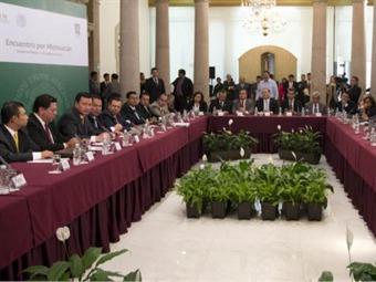 En Michoacán no negociaremos con los narcos: Jesús Reyna