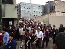 Megasimulacro en la Ciudad de México