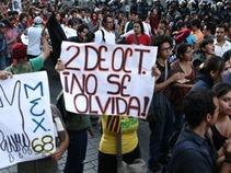 Se alista GDF ante manifestación por tragedia del 68