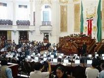 Conmemoran Asambleístas 45 años de la tragedia en Tlatelolco