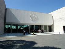 Museo de Antropología.'Lobby W' con Marco Daniel Guzman