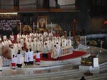 Oficializa el Cardenal misa principal por la Guadalupana