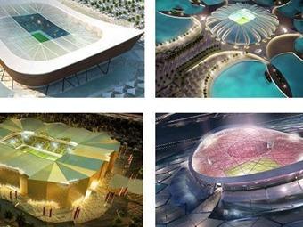 Se jugará Copa Mundial Qatar 2022 en invierno: FIFA