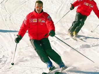 Schumacher iba despacio y la pista estaba bien señalizada: Fiscalía