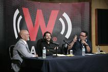 Foro W con Diego Luna y John Malkovich